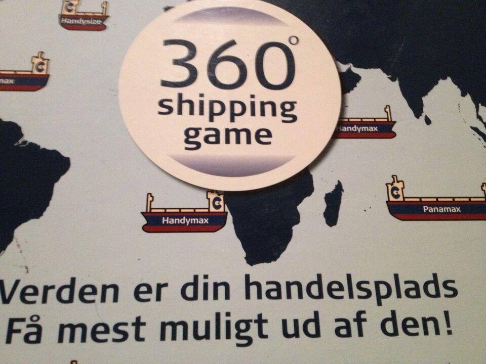 Shipping game, Famile spil, brætspil