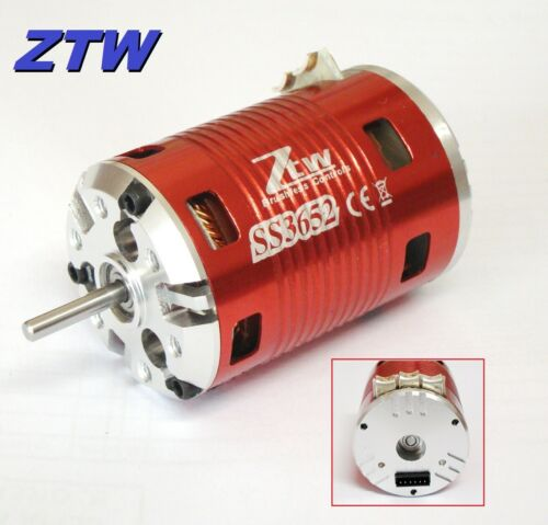 ZTW21.5 Motore BRUSHLESS ZTW per 1//10 Touring competizione 21.5T sensored