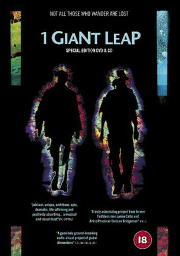 1 Giant Leap (CD + DVD) CD Value Guaranteed from eBay's biggest seller!
