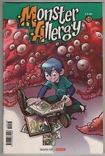 MONSTER ALLERGY N.13 LA MASCHERA DI FUOCO 1a edizione buena vista disney 2004