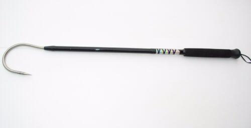 Stable juste-Monobloc-Idéal pour la Norvège-Longueur 75 cm handgaff bootsgaff