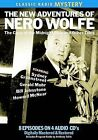 The New Adventures of Nero Wolfe: The Case of the Midnight Ride and Other Tales by Radio Spirits(NJ) (CD-Audio, 2005)