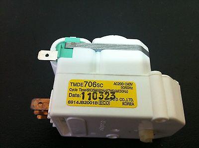 GR432SFA GR482SFA GRT382 LG  Fridge Defrost Timer TMDE706SC GR242MF GR332SFA