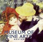Treasures of the Museum of Fine Arts, Boston by Adam Tessier (Novelty book, 2015)