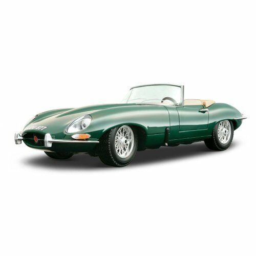 Bburago 12046G-Jaguar E Cabriolet 1961