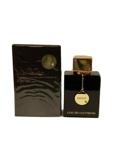 CLUB de NUIT INTENSE WOMAN * ARMAF STERLING Parfums * 3.6 oz (105 ml) EDP SEALED