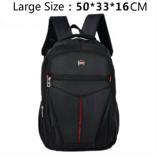Oxford Men/'s Backpack Outdoor Travel Camp Multifunction Large Capacity Bag Gifts