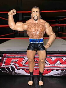 BASIC-RUSEV-WWE-Mattel-action-figure-HAPPY-DAY-kid-toy-PLAY-Wrestling-Raw