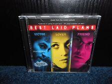 CD Soundtrack - Best Laid Plans