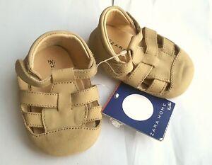2cm Sandals Shoes Zara Baby Eu16 Home Leather Unisex Crib Beige 10 f7IvgY6ymb