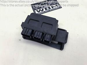 KAWASAKI Z750R Z750 R (1) 11' Caja de Fusible Fusebox con correa de caucho    eBayeBay