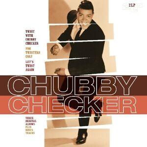 CHUBBY-CHECKER-TWIST-WITH-CHUBBY-BONUS-TRACKS-2-VINYL-LP-NEU