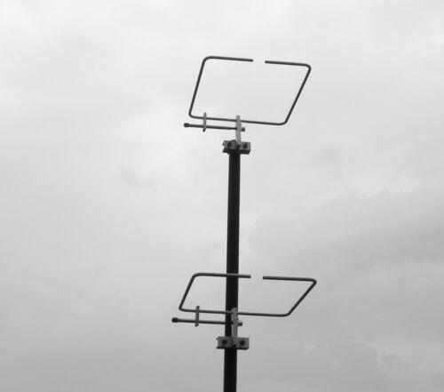 plus phasing harness 144 MHz, Antenna 2 x,2 Meter Loop