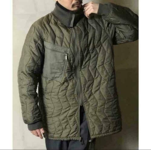 Rare Intage German Army Pilot Liner Quilted Jacket