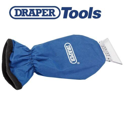 DRAPER Ice Scraper with Weatherproof Mitten