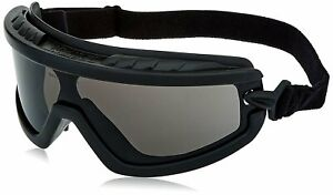 Radians Barricade Smoke/Gray Anti Fog Safety Goggles Glasses Lightweight Z87+
