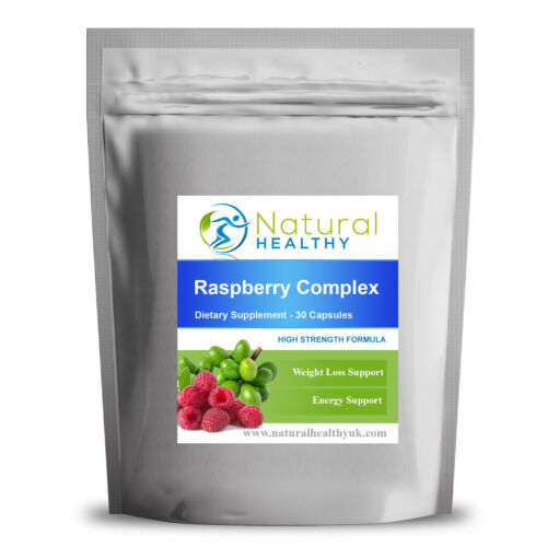 30 RaspBerry Complex strong fat Burner slim fast Natural Healthy fat Burner