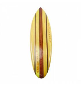 Planche de surf en bois 50cm - Décoration Murale