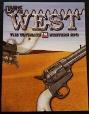 D20 LINK: WEST The Ultimate Western Roleplaying Game Campaign RPG 13-651 D&D NEW