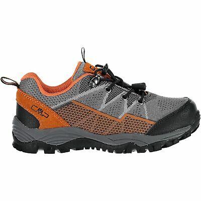 Cmp Trekking Scarpe Outdoorschuh Kids Tauri Low Trekking Shoes Wp Grigio Tinta-mostra Il Titolo Originale