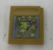 POKEMON Gold Version Cartridge For Nintendo Game Boy Color 2000 Region Free