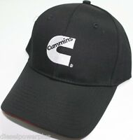 Cummins Dodge Winter Solid Ball Cap Hat Baseball Truck Cumming Trucker Power By