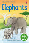 First Reading Four: Elephants by Kate Davies (CD-Audio, 2011)