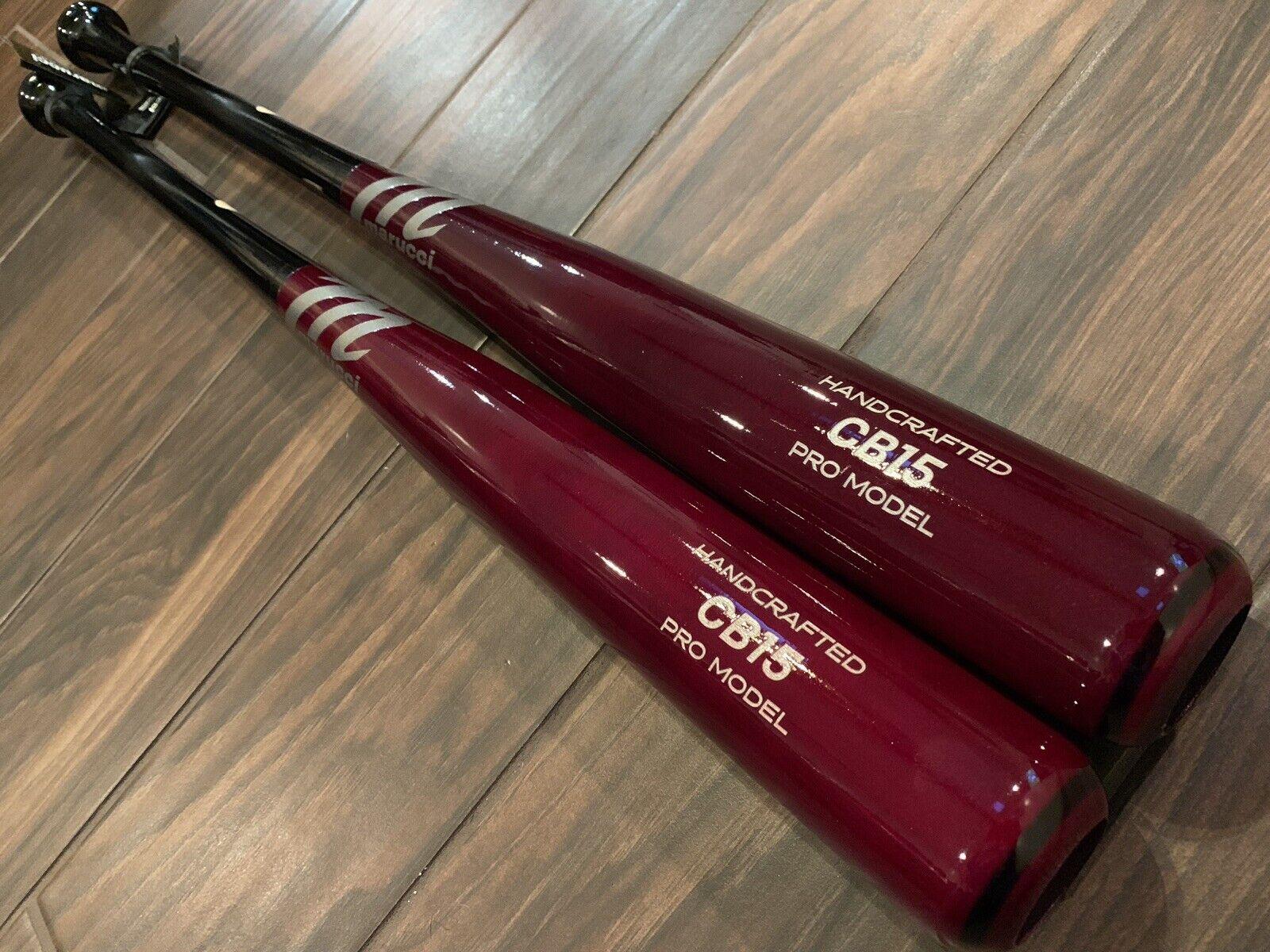 2020 Marucci Carlos Beltran Cb15 Pro Model Maple Wood Baseball Bat 32 New