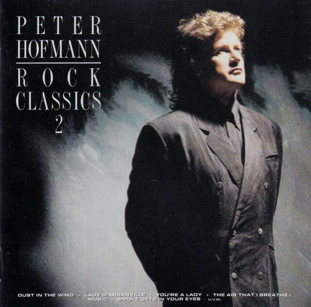 PETER HOFMANN : ROCK CLASSICS 2 / CD - TOP-ZUSTAND