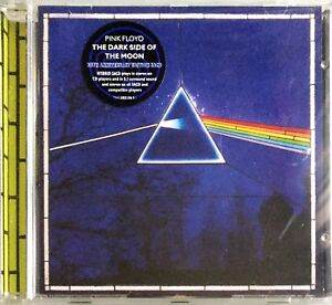 SACD-HYBRID-ALBUM-PINK-FLOYD-THE-DARK-SIDE-OF-THE-MOON-COLLECTOR-COMME-NEUF-2003