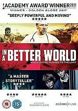In a Better World  DVD RARE DVD  FREE POSTAGE