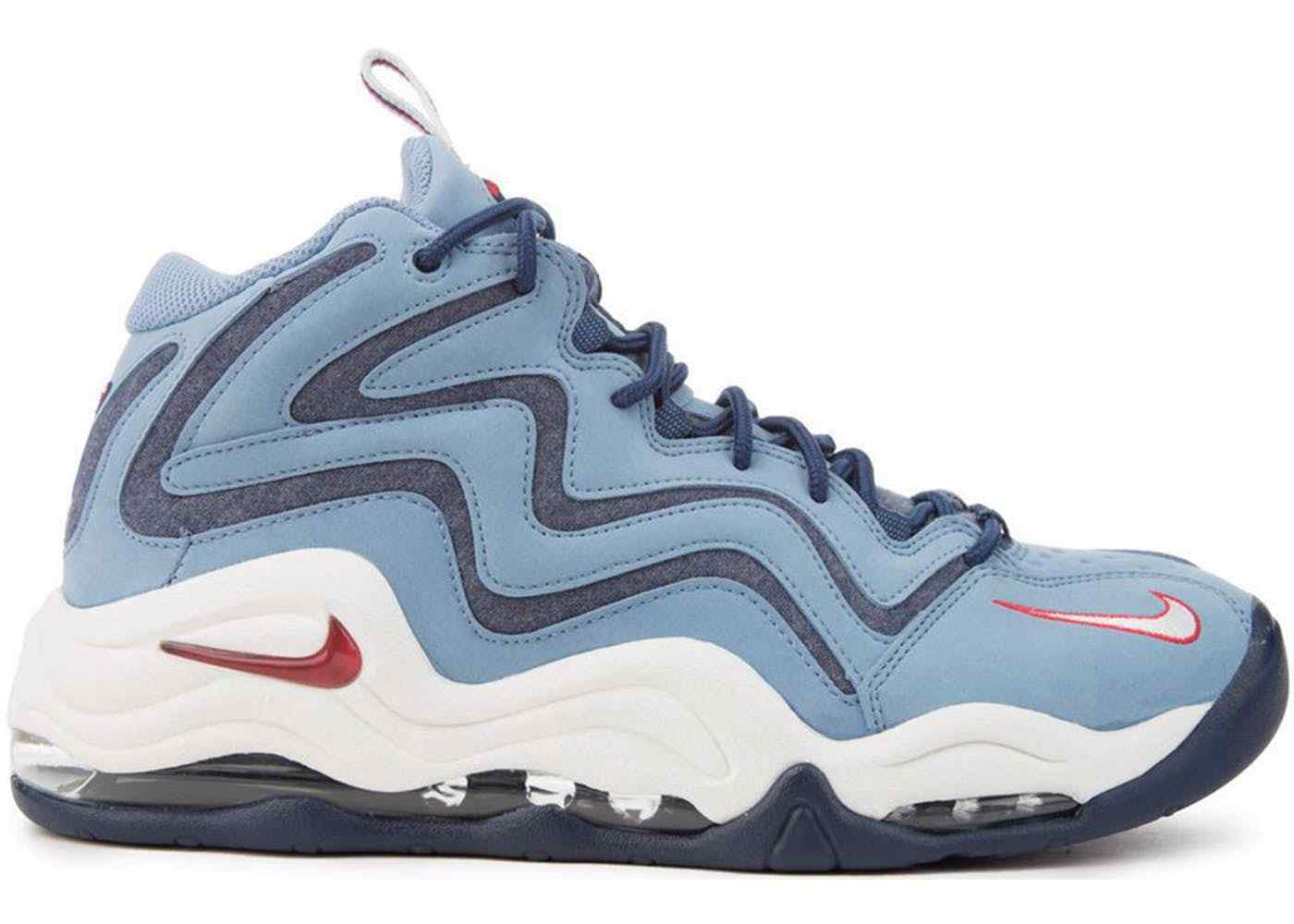 Men's Brand New Air Pippen Wolf bluee Athletic Fashion Sneakers [325001 403]