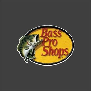 Details about Bass Pro Shop Carpet Graphic Decal Sticker for Fishing Bass  Boats 700-106