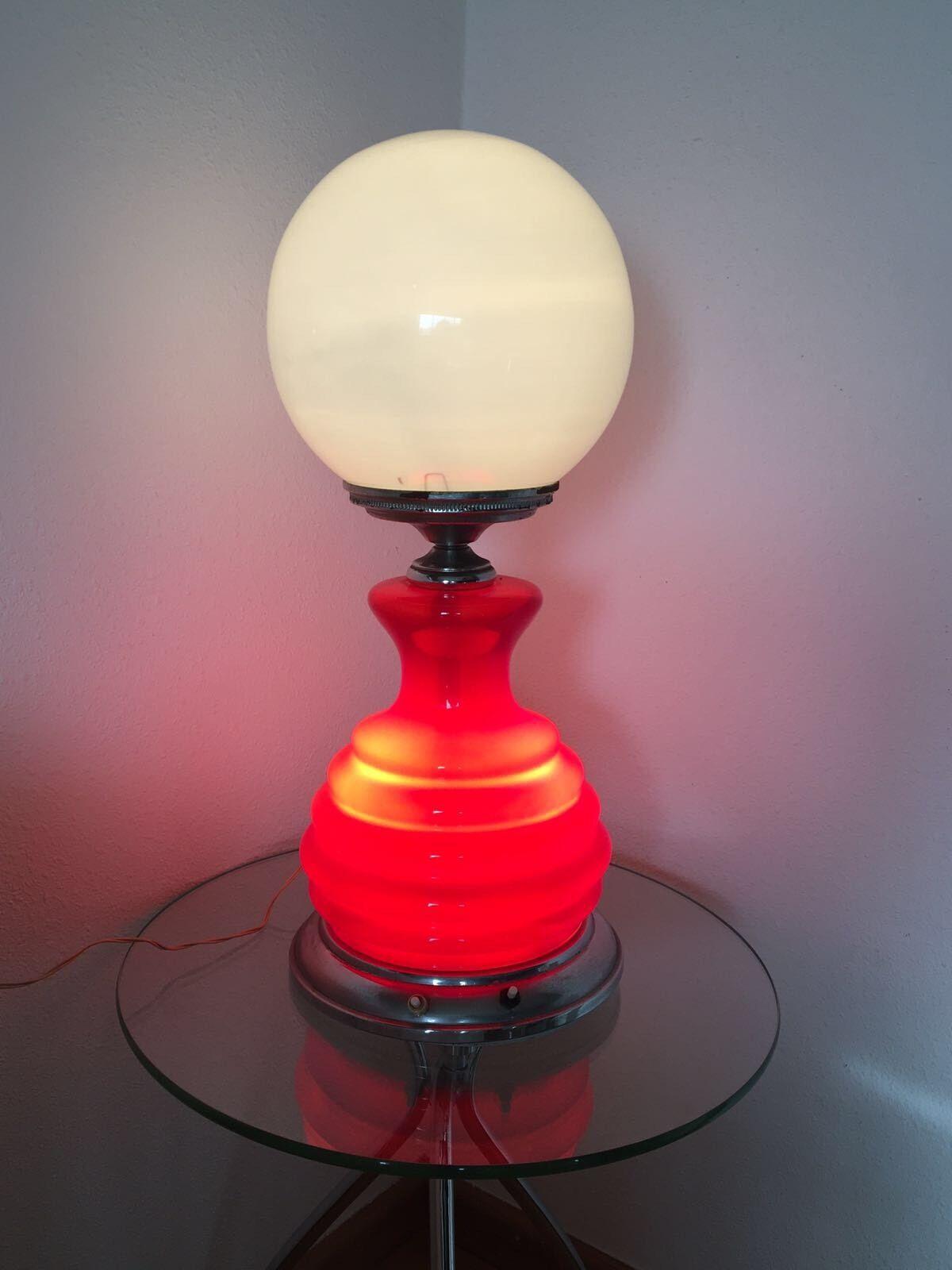 SXX-Lámpara De Sobremesa Vintage. -Vintage Desk Lamp. 60x25cms