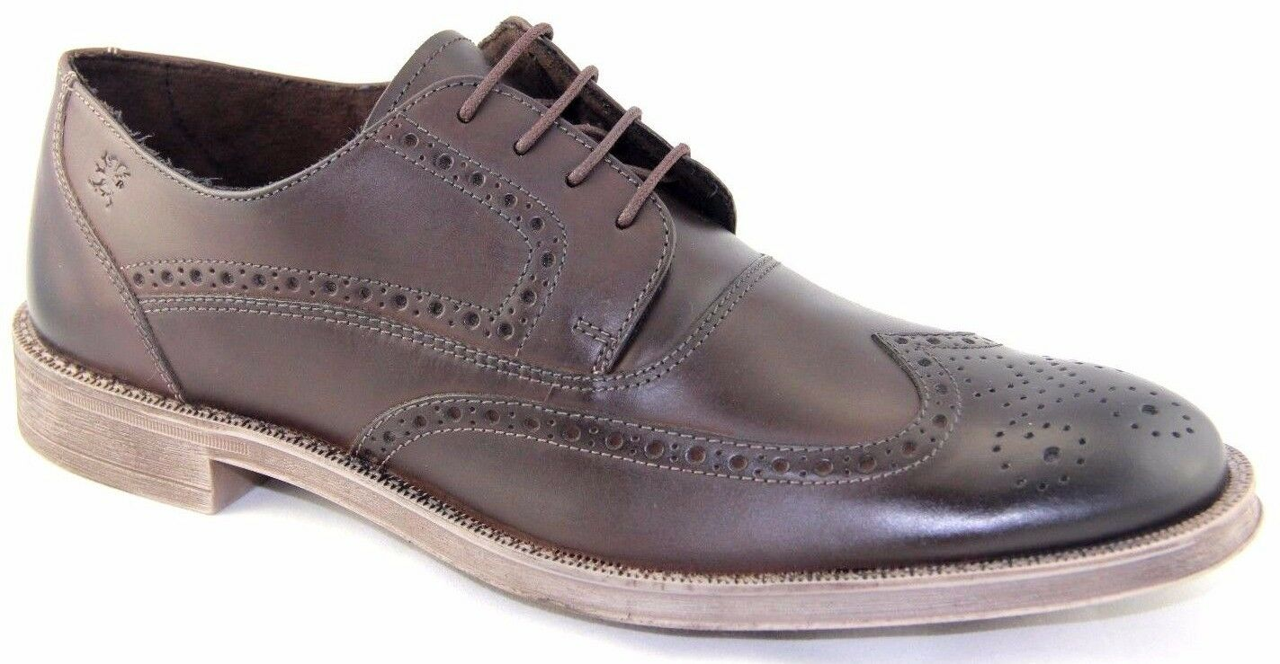 moda classica Stacy Adams Callahan Uomo Leather Marrone Dress scarpe scarpe scarpe Style 24946-200  per offrirti un piacevole shopping online