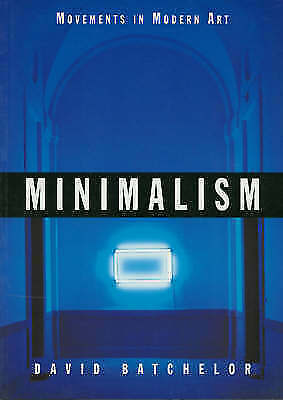 Minimalism (Movements in Modern Art)-ExLibrary