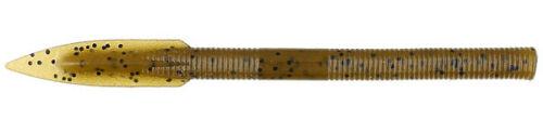 Gary Yamamoto California Roll Spade Tail Worm Shakey Head Bass Fishing Worm 10pk