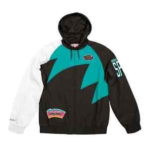 768806bb54d Authentic NBA San Antonio Spurs Mitchell   Ness Shark Tooth Full-Zip ...