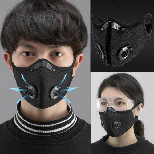 PM2.5 Breathable Mouth Mask Unisex Face Mask Protection Mask