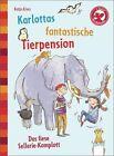 Karlottas fantastische Tierpension 01. Das fiese Sellerie-Komplott von Katja Alves (2013, Gebundene Ausgabe)