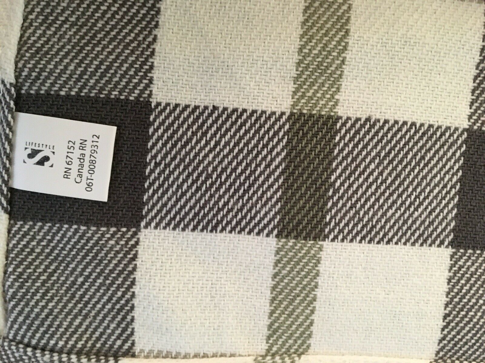 Saro Lifestyle Birmingham Collection Buffalo Plaid Cotton Curtains 54 X 96 Red 9025 R5496 Kitchen Dining Home Kitchen