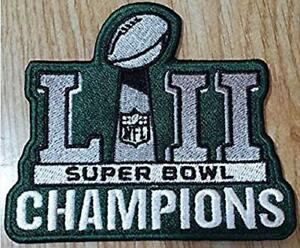 9b94e6aac4f Image is loading PHILADELPHIA-EAGLES-2018-CHAMPIONSHIP-PATCH-SB-52-CHAMPIONS -