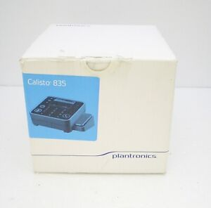 Plantronics-Calisto-P835-3-in-1-Speakerphone-w-Mic-Standard-UC-Version-Open-Box