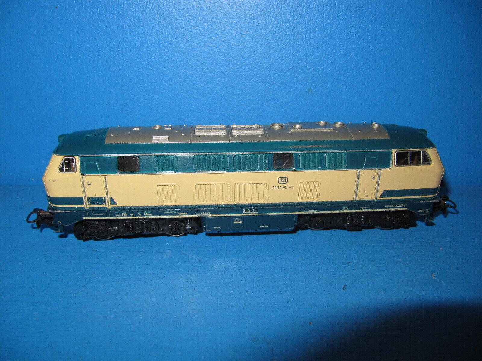 Märklin H0 Diesel Lok BR  216 090-1 der DB No. 3074    590  | Good Design