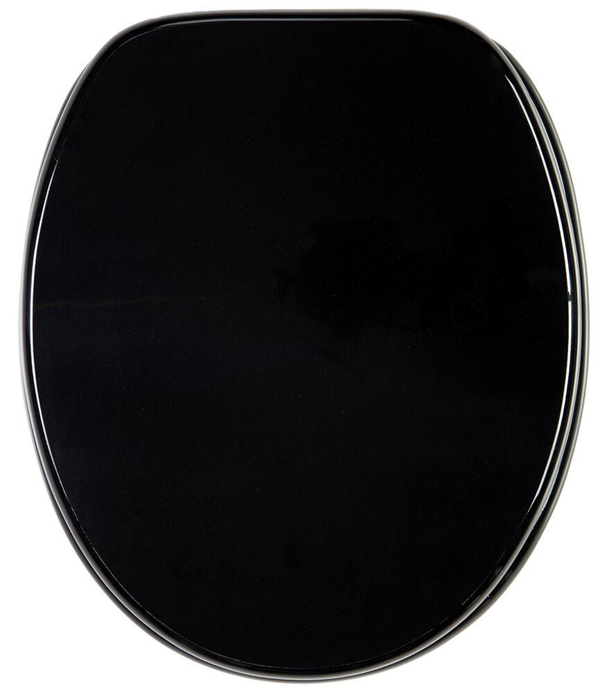KLOBRILLE TOILETTENSITZ TOILETTENBRILLE WC BRILLE MIT ABSENKAUTOMATIK SOFTCLOSE | Neues Design