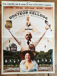 Plakat Doctor Kellogg´S Alan Parker Anthony Hopkins Bridget Fonda 60x80cm