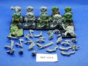 Warhammer-Fantasy-Lizardmen-Saurus-x12-WF294