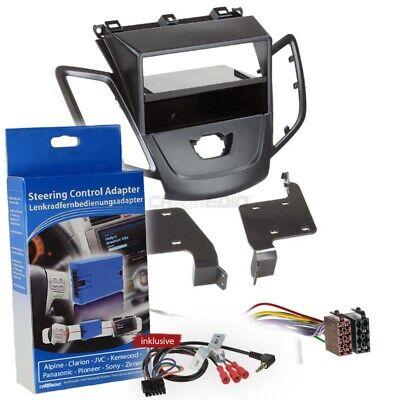 Ford fiesta ja8 Auto Radio Adaptador volante adaptador cable de conexión conector