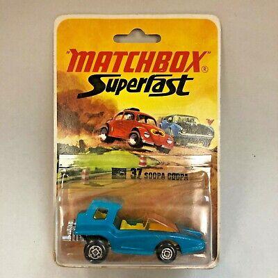 Matchbox Superfast 1972 Soopa Coopa No 37