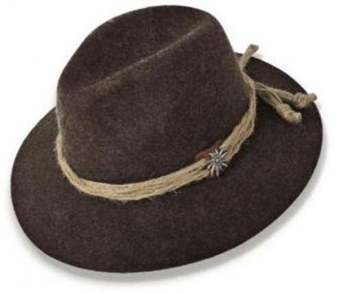 Sombrero herrenhut lodenhut trachtenhut original puño hombre Ur-tirolés